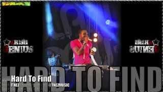 T-Nez - Hard To Find - July 2012