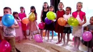 Святкування ДНЯ НАРОДЖЕННЯ Ані 8 років 🎁 Розваги ігри і конкурси на день народження для дітей