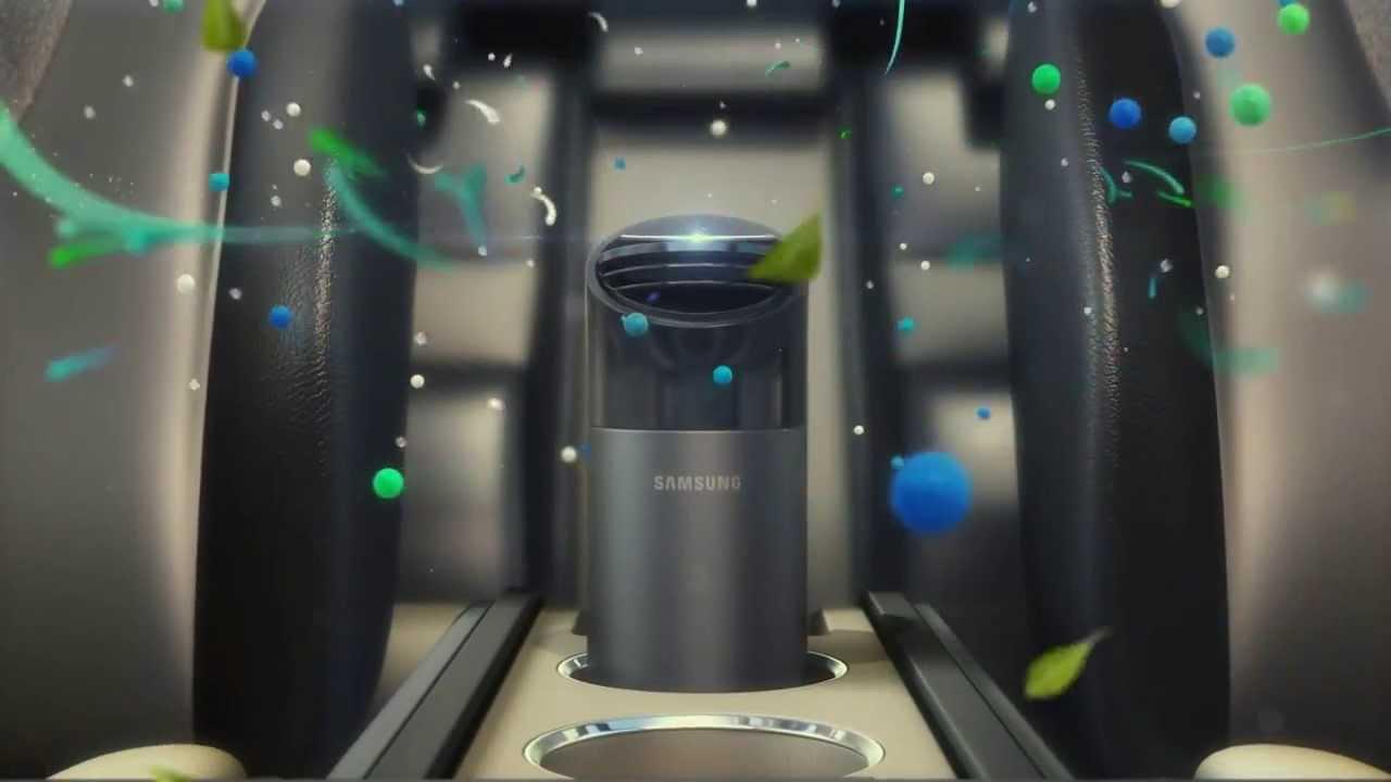 Samsung S Plasma Ionizer Virus Doctor Car Redefining