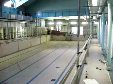City University Swimming Pool Youtube