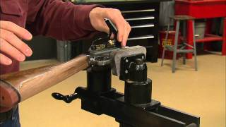 Gunsmithing - How to Thin the Grip on a Winchester Model 12 Shotgun