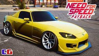 NFS Payback #4 ПОБЕДИЛ БОССА НОЧНОЙ СМЕНЫ! Безумные ГОНКИ на ТАЧКАХ в игре Need for Speed Payback