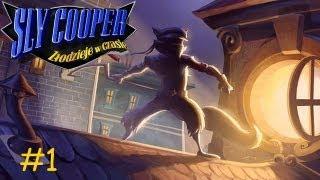 Sly Cooper: Złodzieje w czasie - Początek [Let