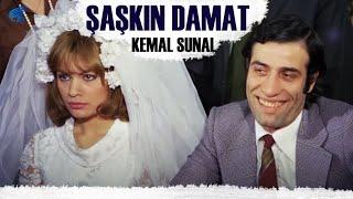 Şaşkın Damat Türk Filmi | FULL HD | KEMAL SUNAL