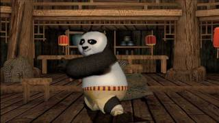 Kung Fu Panda 2 the video game: Kinect for Xbox 360
