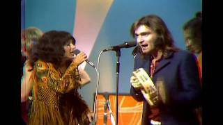 Jefferson Airplane - Somebody to love (live at the Dick Cavett show - full version)