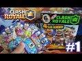 Clash Royale 6.Seri Kartları - Clash Royale Özel Seri - Clash Royale Yeni Kartlar