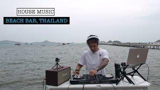 Download lagu House Music DJ Set at Beach Bar (Sattahip, Thailand 2020 - Billie Eilish, Oasis, Coldplay Remix)