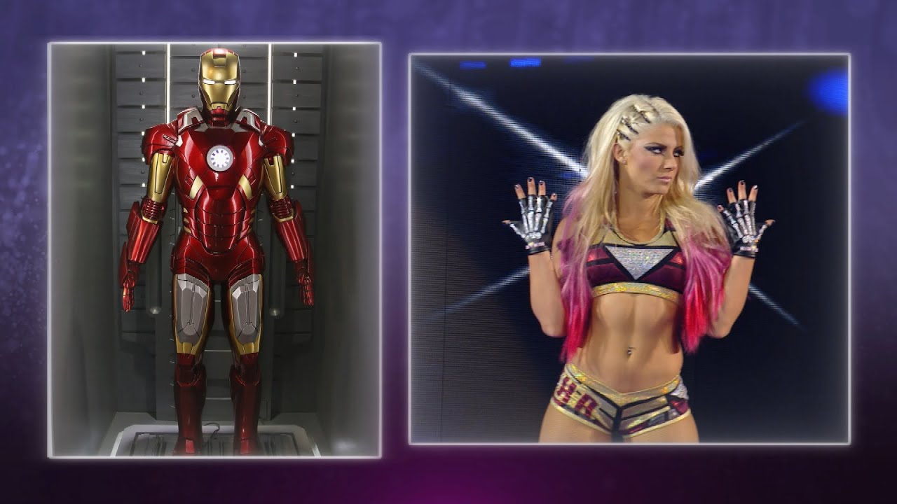Take a peek inside Alexa Bliss' ring gear wardrobe (WWE 365 Bonus Clip)