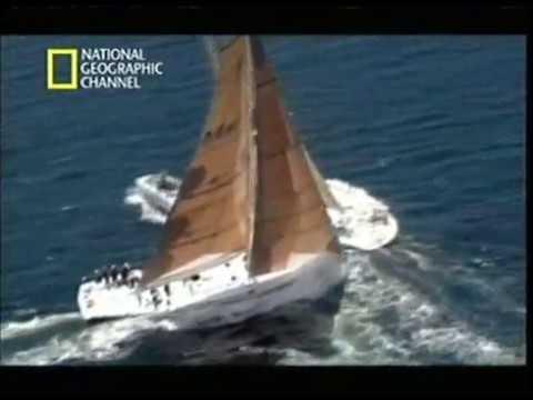 National Geographic. Infierno en el Pacífico. Regata Sydney-Hobart.