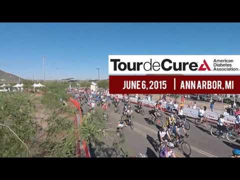 Tour de Cure - Ann Arbor