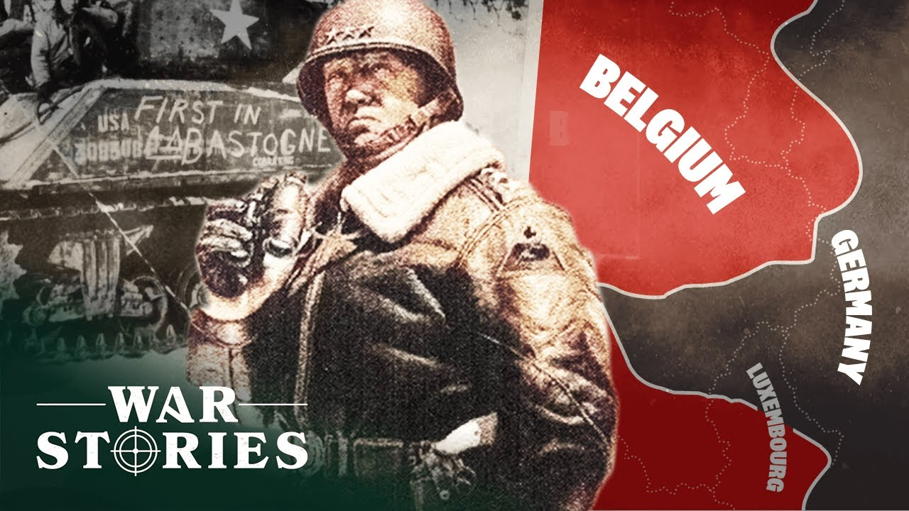 Fighting Back The Bulge: America's Astonishing WWII Defence | Battlezone | War Stories
