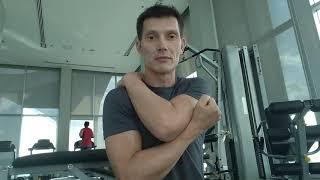 Лайфхак от Богдана: расслабляем мышцы между лопаток