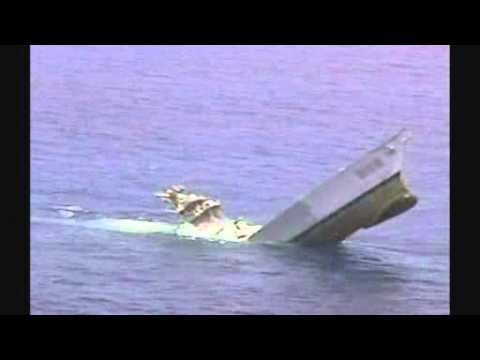 Asia-Pacific - Torpedo test sinks US ship.flv