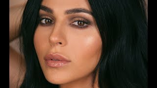 EVERYDAY SMOKEY EYE MAKEUP TUTORIAL  | Teni Panosian