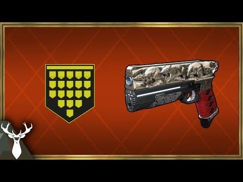 Destiny 2 - We Ran Out of Medals - Rat King