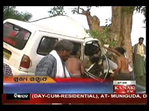 Kanak TV Ajira Odisha Mukhya Sambad 30 May 2013