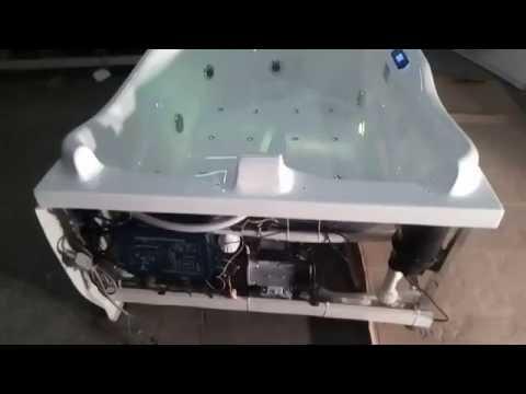 0 - Встановлення гідромасажної ванни