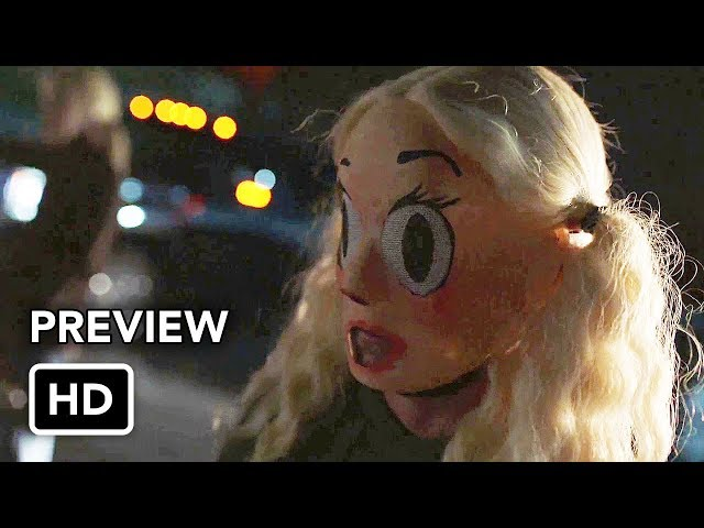 The Purge TV Series (USA Network) First Look Trailer HD