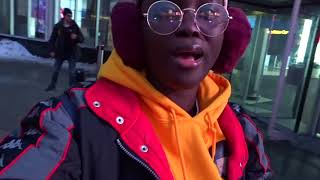 "NAIJA VLOG#1.1 ""ALMOST MISSED MY FLIGHT FOR WIFI??""