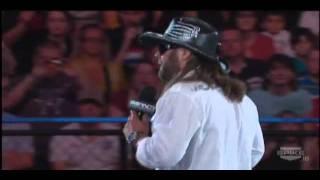 TNA IMPACT Wrestling 10/27/11 - James Storm Mentions WWE (WrestleMania)