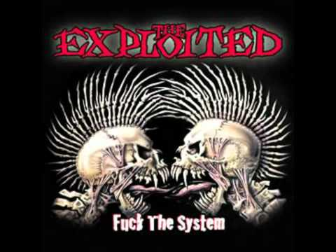 The Exploited - Violent Society