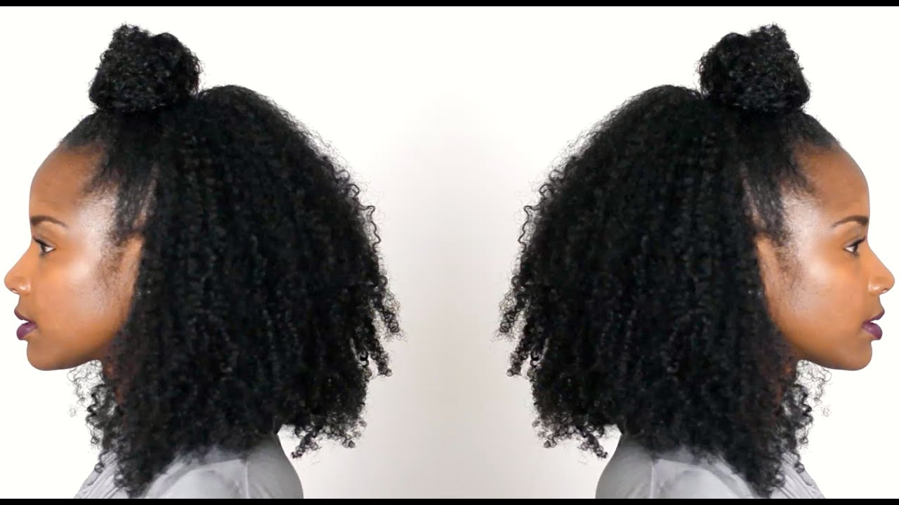 4 Quick And Easy Hairstyles For Curly Hair