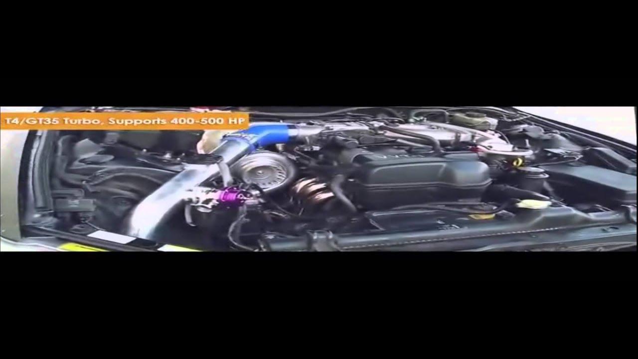 Lexus IS300 2JZ-GE NA-T Turbo Kit