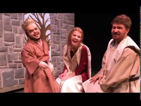 Camelot at The Theatre Company of Bryan-College Station