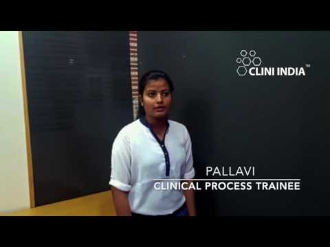 CLINI INDIA- clinical research  training institute