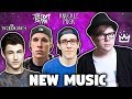FALL OUT BOY, THE STORY SO FAR, KNUCKLE PUCK, & WALLOWS | 4 IN 1 TRACK REVIEW