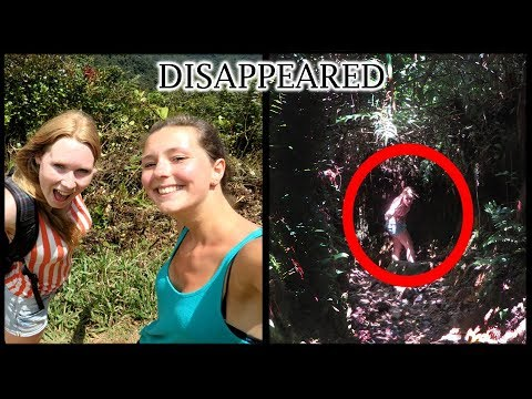 The Mysterious Disappearance of Kris Kremers and Lisanne Froon - Pictures from their found Cellphone