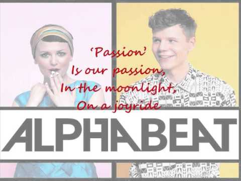 Alphabeat- Fascination (LYRICS)