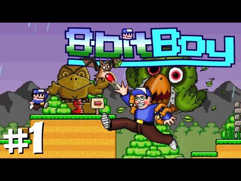 BIRBS | 8BitBoy #1 |