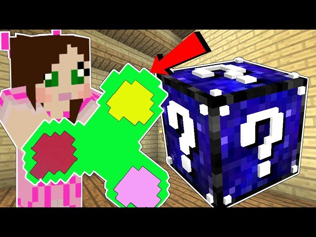 Minecraft: FIDGET SPINNER LUCKY BLOCK!!! (IPHONE X, FIDGET SPINNERS, & MORE!) Mod Showcase