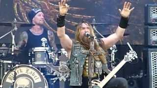 Black Label Society - The Rose Petalled Garden (Live - Download Festival, Donington, UK, June 2014)