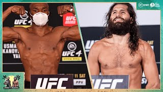 UFC 251: Usman v Masvidal official weigh-ins