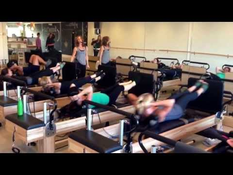 the sharp method studio- formula- JumpBoard + Pilates class
