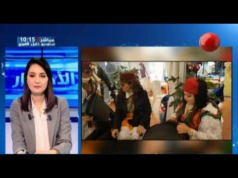 عبر الهاتف أمين عبدلي ليتحدث عن أيام تونس الثقافية والإقتصادية بتولوز الفرنسية -قناة نسمة