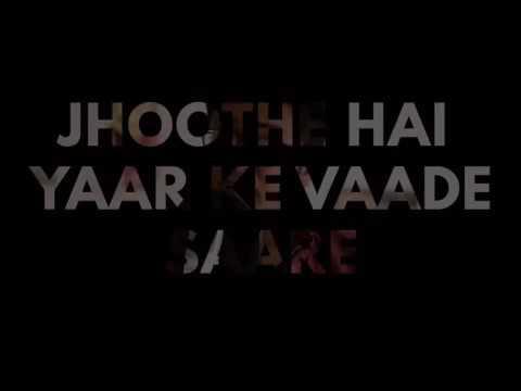 Sach keh rha h deewana dil na kisi se lagana lyrics love songs