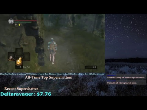 Dark Souls Remastered Co Op with Chat Stream EP 1