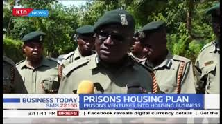Prisons ventures into housing Business, housing units set to be cheaper