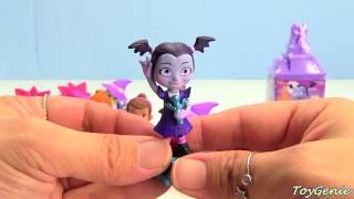 Vampirina Surprise House Collectible Figures RARE Ghoul Vampirina