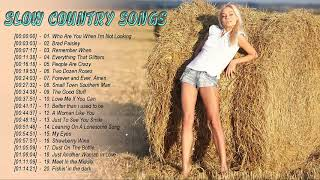 Best Slow Country Love Songs - Greatest Old Country Love Songs Of All Time