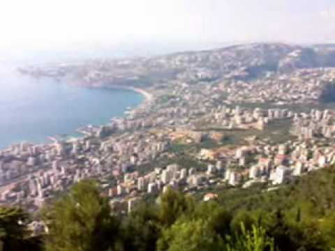 HARISSA & JOUNIEH - MOUNT LEBANON