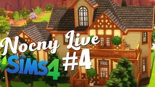 ZAPIS LIVE  The Sims 4 - Piękny dom robimy :D Ot tak, nie pytaj po co #4