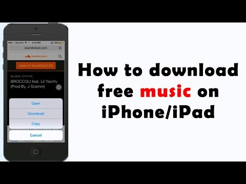 how to download free music on iphone how to soundcloud on ios 9 3 2 free n 1812