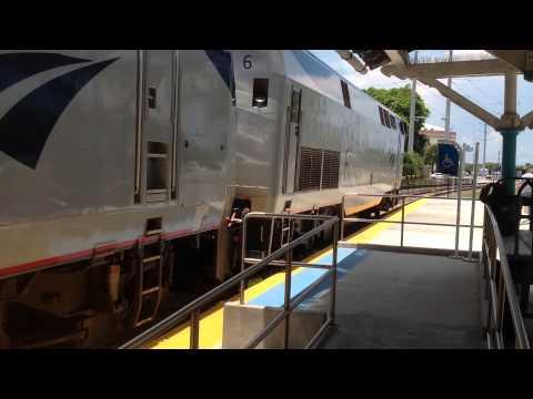 Amtrak West Palm Beach Station
