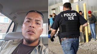 Nos cayo la migra en el trabajo en Ohio - 114 arrestados