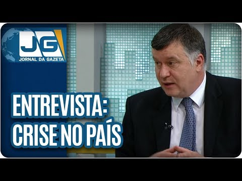 Maria Lydia entrevista Marcos da Costa, pres. da OAB-SP, sobre a crise no País